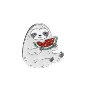 4/$20 Snacking Sloth Pin